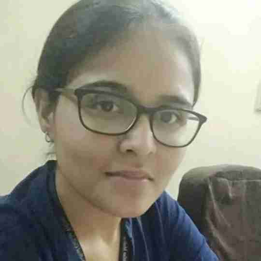 Dr. Vidya Bangar Sangale's profile on Curofy