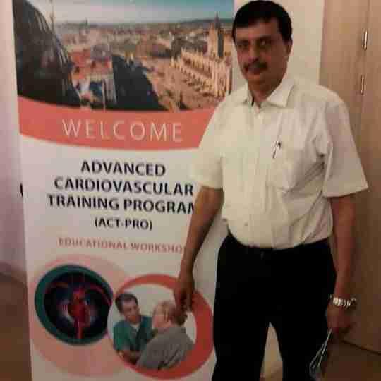 Dr. Nagesh S. Adiga's profile on Curofy