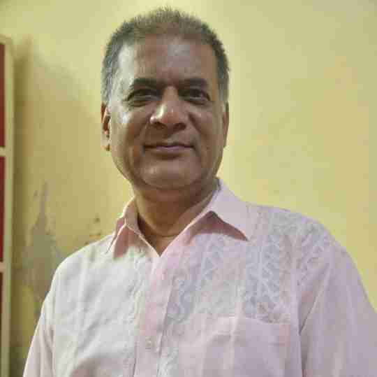 Dr. Shwet Ketu Sharma's profile on Curofy