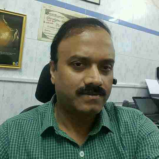 Dr. Jayudu V M's profile on Curofy
