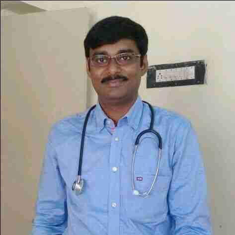 Dr. Praveenkumar Moturi's profile on Curofy