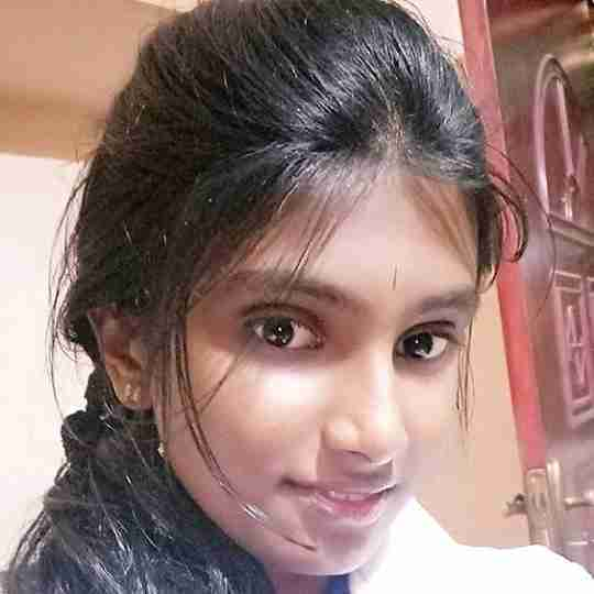 Nivetha Shri's profile on Curofy