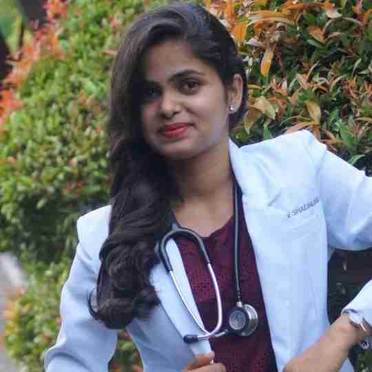 Shalini Yadav's profile on Curofy