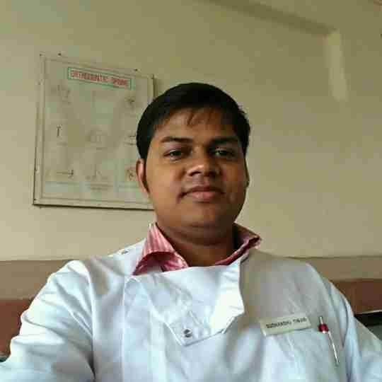 Sudhanshu Tiwari's profile on Curofy