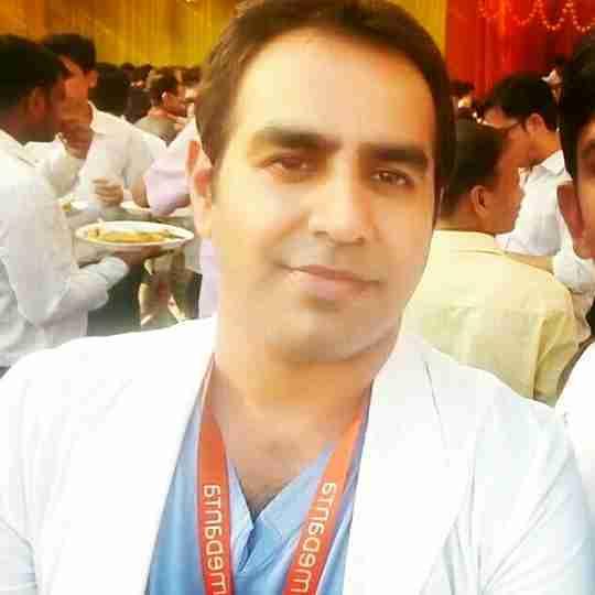 Dr. Varun Khurana (Pt)'s profile on Curofy