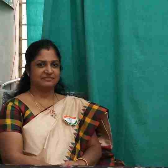 Dr. Valasani Mrunalini's profile on Curofy