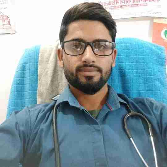 Dr. Md Bashir Ansari's profile on Curofy
