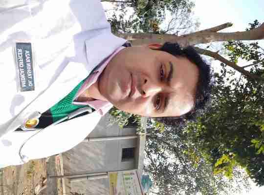 Dr. Tahsin Raza's profile on Curofy