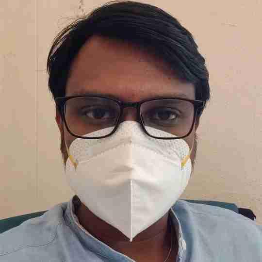 Dr. Mohankumar Veeda's profile on Curofy