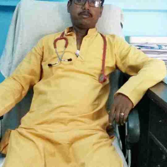 Dr. Rajesh Maurya's profile on Curofy