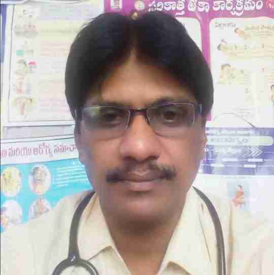 Dr. Prabhakar Injeti's profile on Curofy