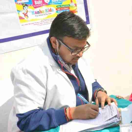 Dr. Sunny Jindal's profile on Curofy
