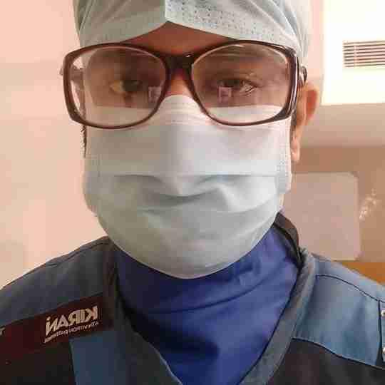Dr. Pratik Rathod's profile on Curofy