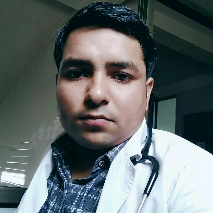 Dr. Ashish Kumar's profile on Curofy