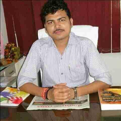 Dr. Honey Harsh Pratap Singh Baghel's profile on Curofy
