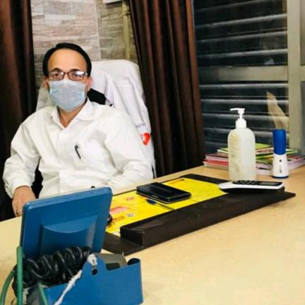 Dr. Sarfraz Qureshi's profile on Curofy