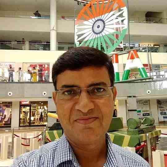 Dr. Sunil Ghiya's profile on Curofy