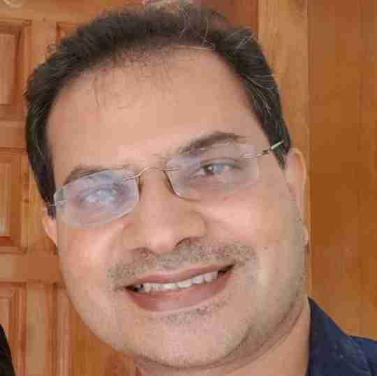 Dr. Sunil R's profile on Curofy