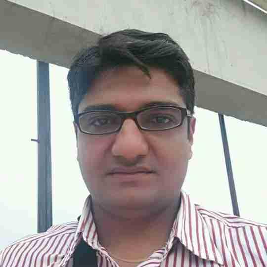 Dr. Mehul Kumar Patel's profile on Curofy