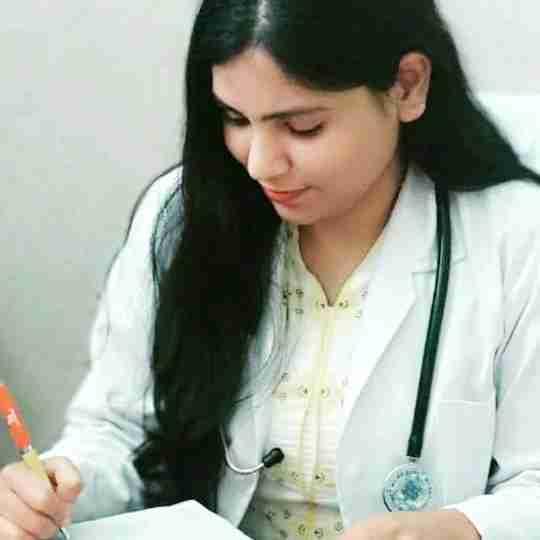 Dr. Syeda Nayar's profile on Curofy