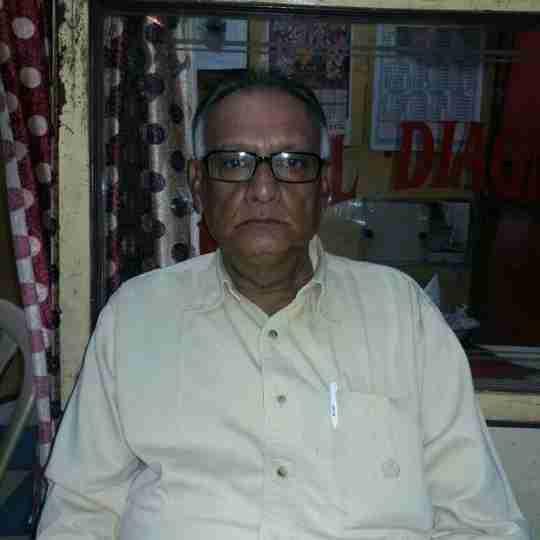 Dr. Gouranga Charan Pothal's profile on Curofy