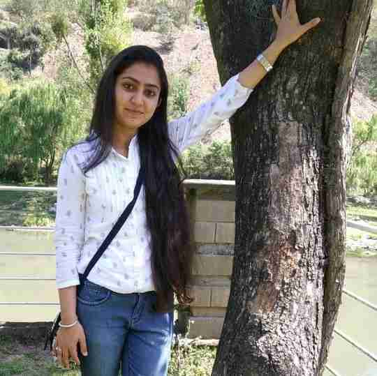 Manisha Chauhan's profile on Curofy