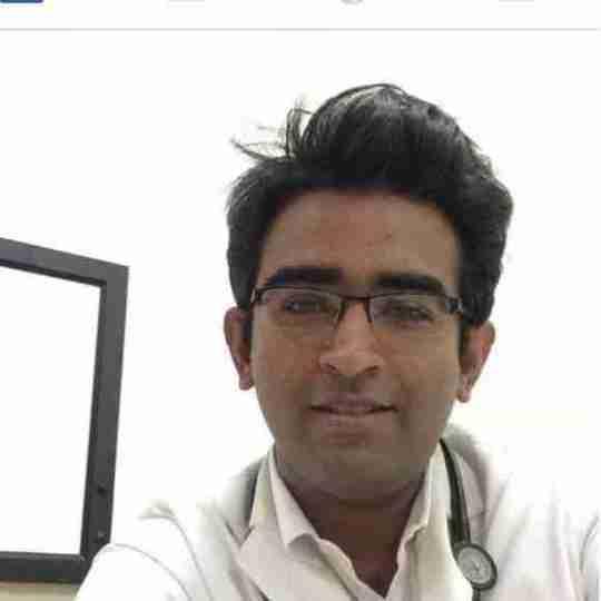 Dr. Balaji Kirushnan's profile on Curofy