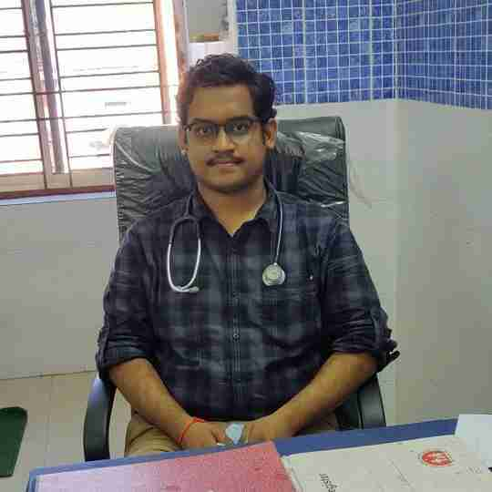Dr. Divvela Ajay's profile on Curofy