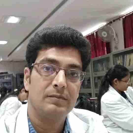 Dr. Manoj Gupta's profile on Curofy
