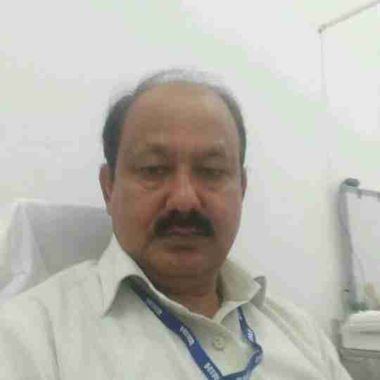 Dr. Kuldeep Kaul's profile on Curofy