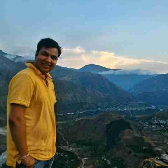 Dr. Umesh Sharma's profile on Curofy