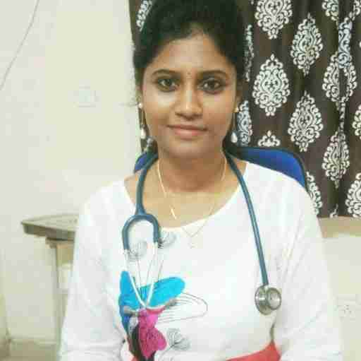 Dr. Keerthi N's profile on Curofy