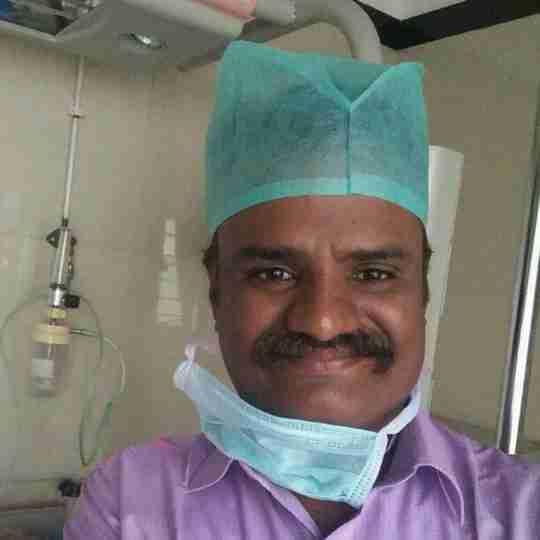Dr. Saravanan Vaitheeswaran's profile on Curofy