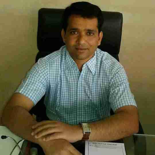Dr. Kailash Narwade's profile on Curofy