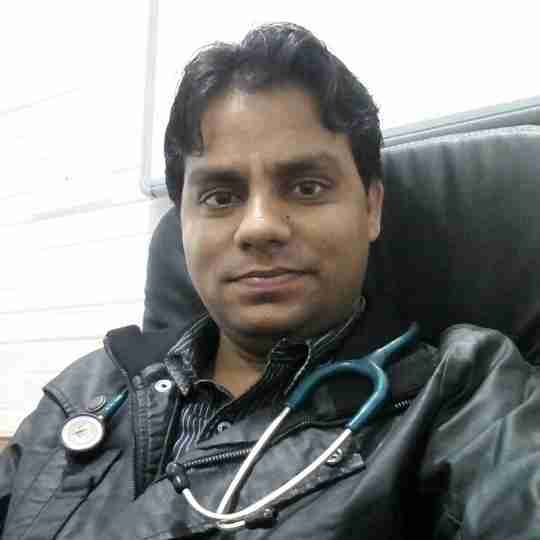 Dr. Ashish Kumar's profile on Curofy