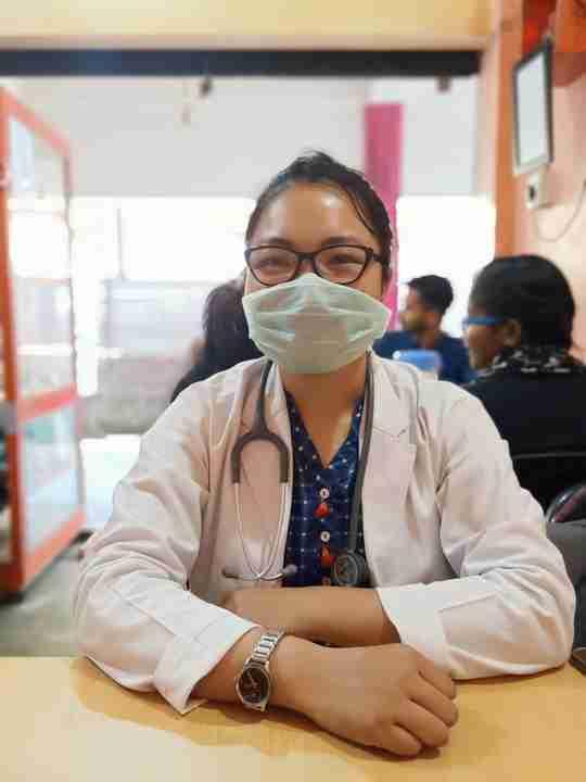 Dr. Anupama Chintey's profile on Curofy