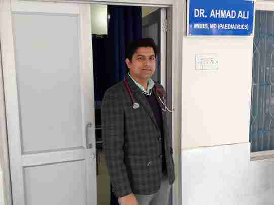 Dr. Ahmad Ali's profile on Curofy