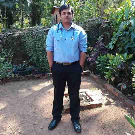 Akash M's profile on Curofy