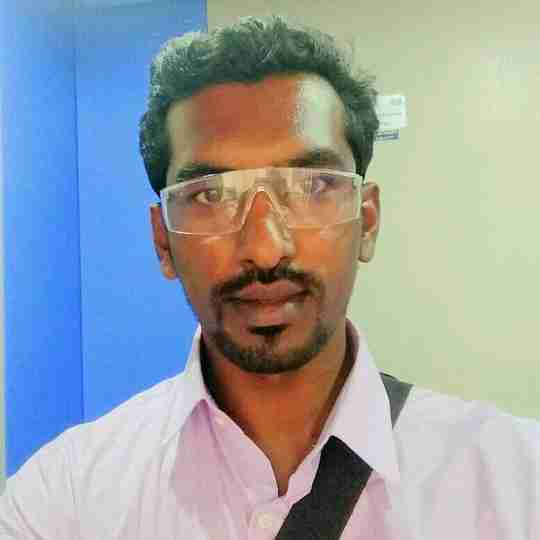 Dr. Balakrishnan Perumal's profile on Curofy