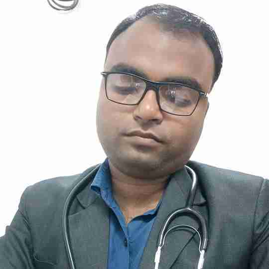 Dr. Ashwinikumar Kumar's profile on Curofy