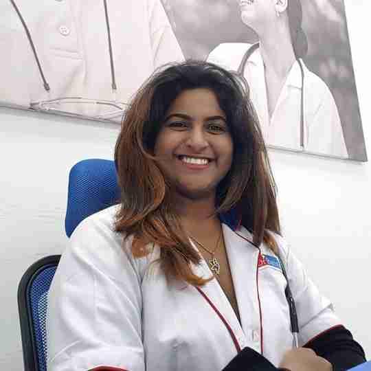 Dr. Charissa Dsouza E Dias's profile on Curofy