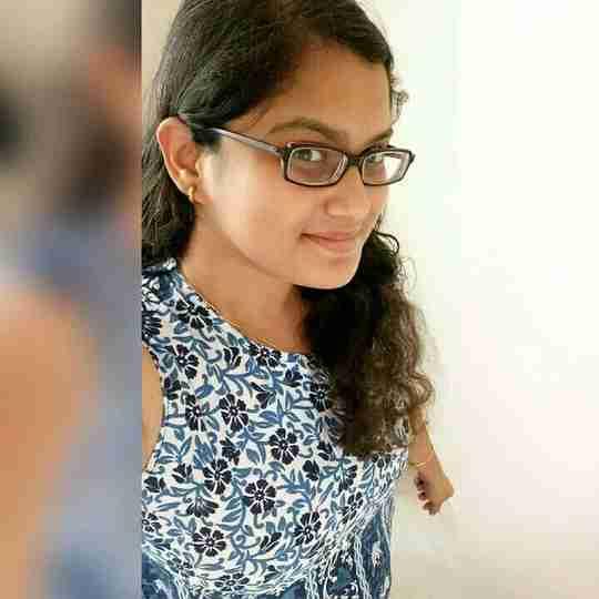 Dr. Jeyashree Mahendran's profile on Curofy