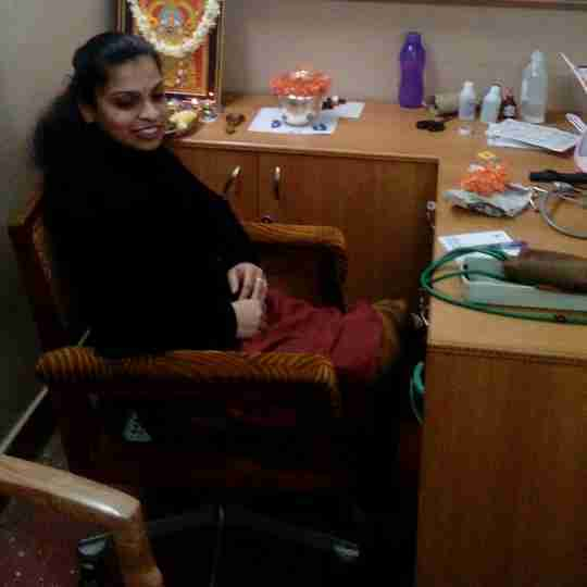Jyothi D's profile on Curofy