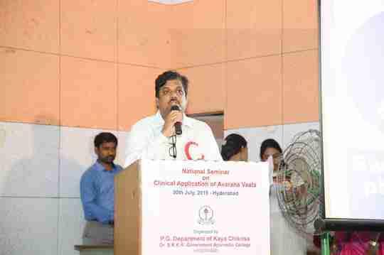 Dr. Srikanthbabu Perugu's profile on Curofy