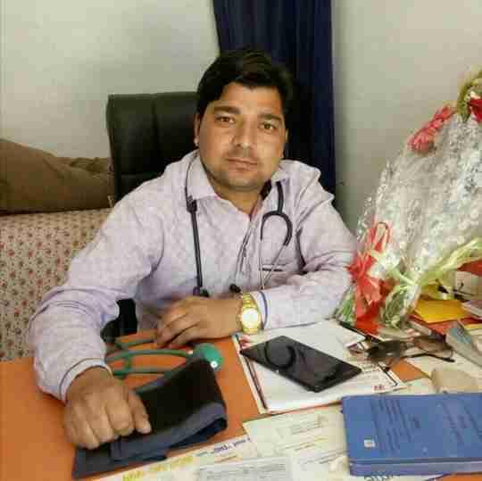 Dr. Girraj Katare's profile on Curofy