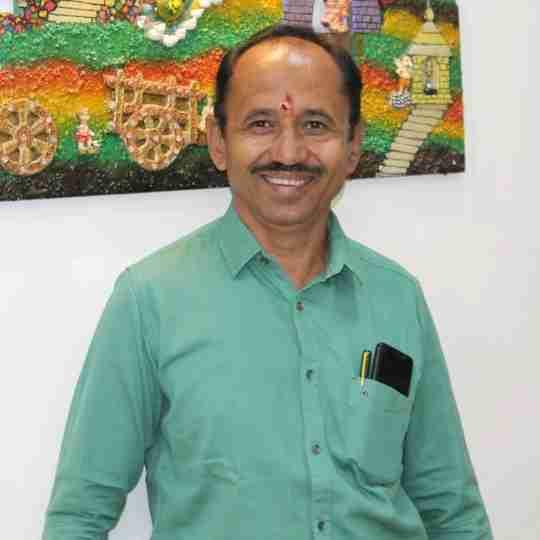 Dr. Vilas Bhor's profile on Curofy