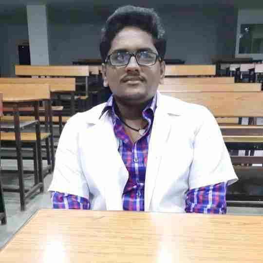 Nirmal Kumar's profile on Curofy