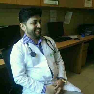 Dr. Arpit Gupta's profile on Curofy
