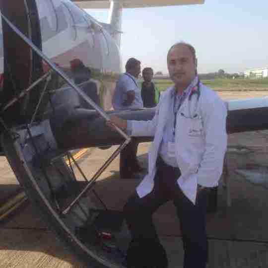Dr. Hilal Ahmad's profile on Curofy