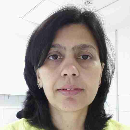 Dr. Kalpana Jain's profile on Curofy